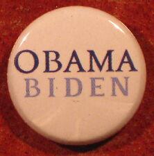 Campaign Button Barack Obama / Joe Biden 2008 (# 342)