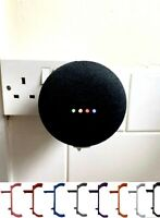 Fits Google Home Mini Plug Socket Wall Mount Bracket Floating Holder Accessories