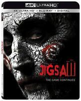 Jigsaw (DVD, 2018, Includes Digital Copy 4K Ultra HD Blu-ray/Blu-ray)