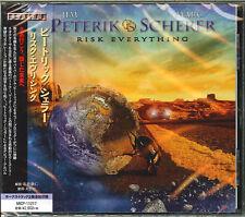 PETERIK/SCHERER-RISK EVERYTHING-JAPAN CD BONUS TRACK F83
