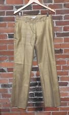 Vanessa Bruno Paris Gold Pants Size 40