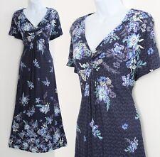 Per Una M&S Size UK 16 Beautiful V-Neck Dress Party Evening Holiday Summer Sun