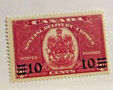 CANADA BOB #E9 ** MNH, Fine , 10¢ Special Delivery 1939