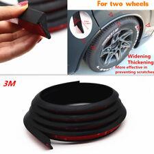Car Suv Fenders Wheel Eyebrow Wheel-Arch Pad Extension Protector Lip Trim Strip