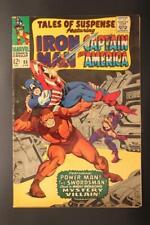 Tales of Suspense # 88 -  - Iron Man and Captain America MARVEL Comics