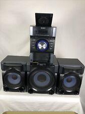 Sony MHC-EC909iP iPod HI-FI Component AM/FM CD Shelf Stereo System *Read*
