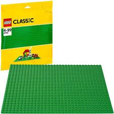 LEGO Classic Grüne Bauplatte, Konstruktionsspielzeug
