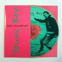 "▄ 45 EDITION LIMITÉE ▄ PAUL McCARTNEY : YOUNG BOY (PICTURE 7"")"