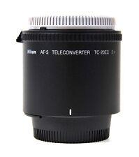 Nikon AF-S Telekonverter TC-20E II 2x