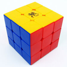 DaYan 3X3x3 Magic Cube Speed Twist Puzzle Brain Training Fancy Toys Stickerless