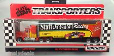 1993 MB Super Star Transporters - Staff America Racing #74! NIB!