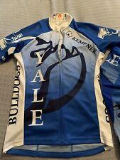 Yale Bulldogs Cycling Jersey & Matching Padded Shorts (Women's Small)