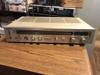 AS IS Vintage Technics FM/AM Stereo Receiver Audio Music Sound Model SA-203