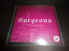 "Taylor Swift ""Gorgeous"" PROMO CD SINGLE From Universal Music Brazil BIG MACHINE"