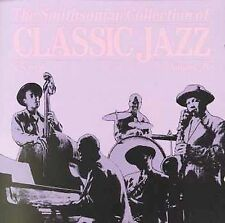 Smithsonian Collection of Classic Jazz IV by Various Artists (CD, Oct-1991) NEW