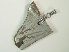 BUTW Russia Seymchan Meteorite Pendant Lapidary Necklace Jewelry 68 ct 9055E