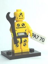 LEGO 8683 - Series 1 Minifigure - Demolition Dummy - Minifig / Mini Figure
