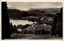 Titisee Baden-Württemberg Schwarzwald 1938 Panorama See Landschaft Häuser Totale