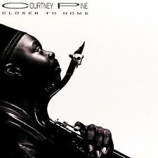 COURTNEY PINE CLOSER TO HOME CD - 18 JAZZ TRACKS - BRAND NEW & FACTORY SEALED