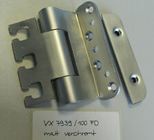 Simonswerk Objektband VX 7939/100 FD matt verchromt
