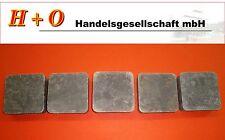 Unterlegplatten 5 Montageplättchen Betonfertigteile Bauteile Unterlagsplättchen