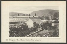 Postcard West Lulworth nr Weymouth Dorset the Mill Cottage Coast Guard Station