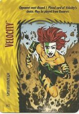 OVERPOWER Velocity Speedthrough - Image - Very Rare - Top Cow Productions