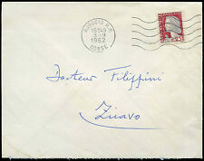 France 1962 Commercial Cover #C32988