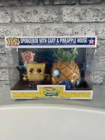 Funko Pop Pop Town Spongebob with Gary & Pineapple House #02