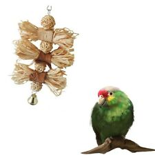 Cage Training Swing Parrots Chewing Toy Parrot Toys Bird  Supplies Bird Perch
