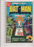 Batman #291 Original Comic Book. First Printing.