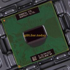 Intel Pentium M 770 2.13 GHz (bx80536ge2133fj) Socket 479 processeur CPU sl7sl