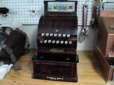 Charming, Vintage, National Cash Register with Key - 1950's - Model #711