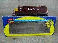 Athearn 91745 Rock Island GP-35 Train Locomotive HO Scale Unused