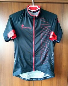 Team Specialized 2013 SL Pro Racing Bike Cycling Jersey Full zip size L