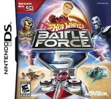 Hot Wheels: Battle Force 5 NDS New Nintendo DS