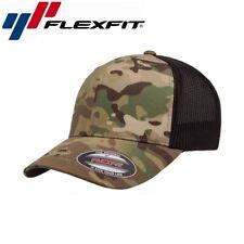 Flexfit Trucker Multicam Trucker Cap Uni/One Size Camouflage