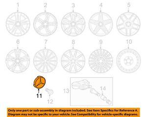 Mercedes MERCEDES-BENZ OEM GLA250 Wheel-Center Cap Hub Cover 17140001259040