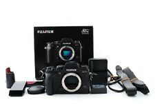 Fujifilm X-T1 16.3MP Digital Camera Kit in box with Leather Cover Case F Japan