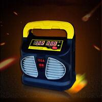 240W Voiture Chargeur de batterie LCD 12V-24V Auto Jump Booster démarrage