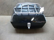 99 HONDA VT1100 VT 1100 C VT1100C SHADOW TRUNK, LUGGAGE, WITH RACK #LL112