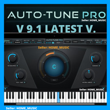 Antares Auto-Tune Pro Bundle v9.1 Vst Vst3 Aax🎵Instant Delivery🔑Latest Version