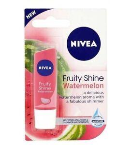 Nivea Lip Care Fruity Shine Watermelon Lip Balm 4.8g