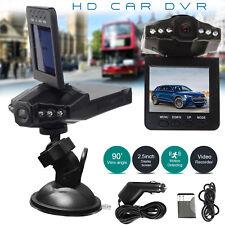 HD 1080P Car Video Recorder Camera Vehicle Dash Cam DVR Night Vision G-sensor