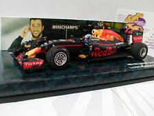 Minichamps 417160103 - Red Bull RB12 No.3 Monaco GP F1 2016 D. Ricciardo 1:43