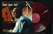 Earl Fatha Hines-Fatha Plays Fats-Fantasy 3-217-RED VINYL