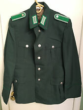 East German Vopo Police Uniform Jacket Size G-44