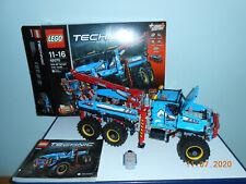 LEGO TECHNIC NR. 42070 - 6 x 6 ALL TERRAIN TOW TRUCK MIT  ANL. + OVP