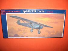 1/48 Glencoe Models 03101, SPIRIT OF St.LOUIS