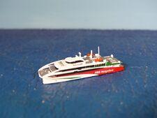 "Rhenania Junior Schiff 1:1250 D. Fährschiff "" HALUNDER JET ""  Rhe Jun 267 OVP"